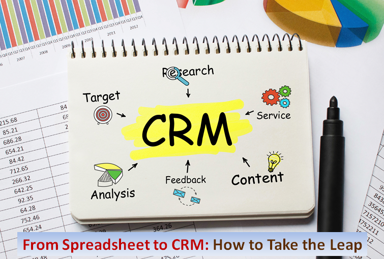 From Spreadsheet to CRM
