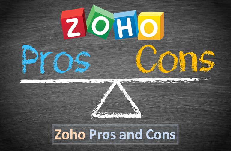 Zoho Pros & Cons