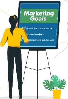 Marketing Goals with Zoho