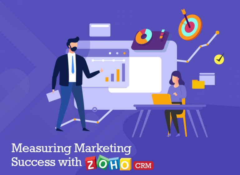 Measuring Marketing Success with Zoho CRM