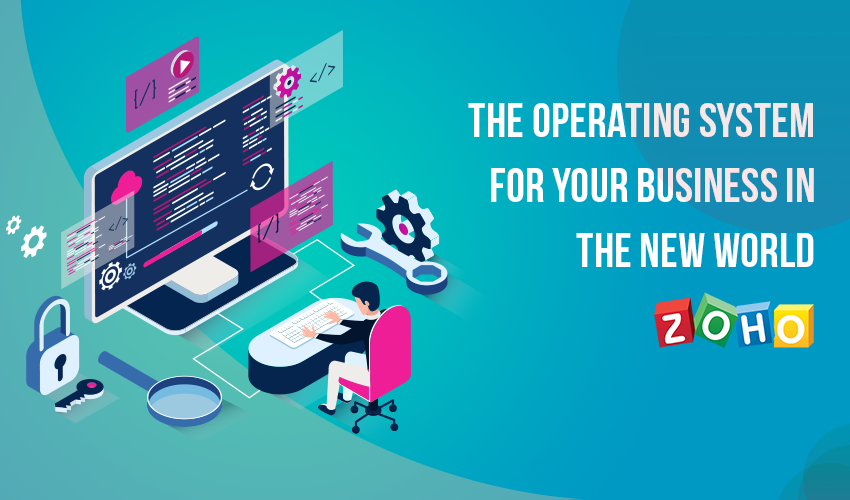 The Operating System for Your Business in the New World