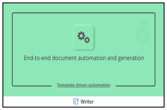 Zoho Writer End to End Document Automation