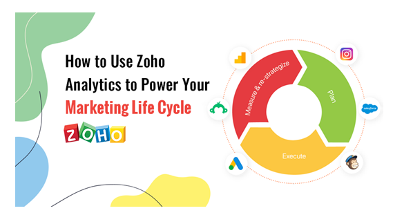 How to Use Zoho Analytics to Power Your Marketing Life Cycle